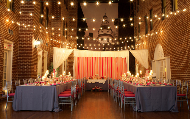 maryland wedding rental company