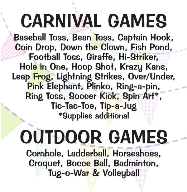Carnival-Games