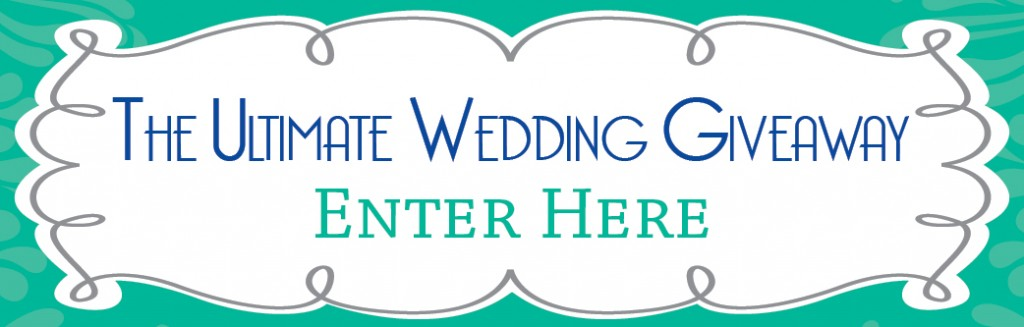 Ultimate Wedding Giveaway