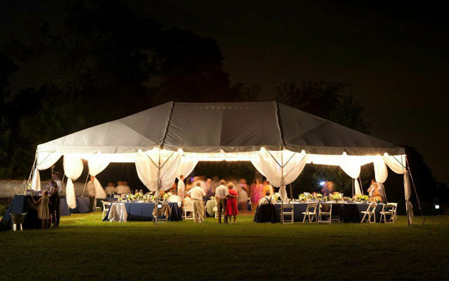 tent chair table rental company maryland washington dc virginia
