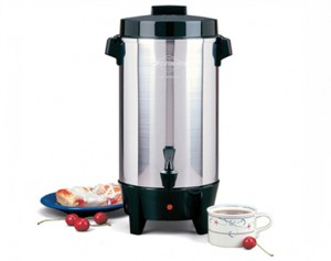 Coffee Makers Server Rental Companies Event