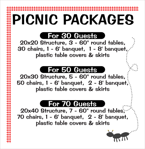 PicnicPackages