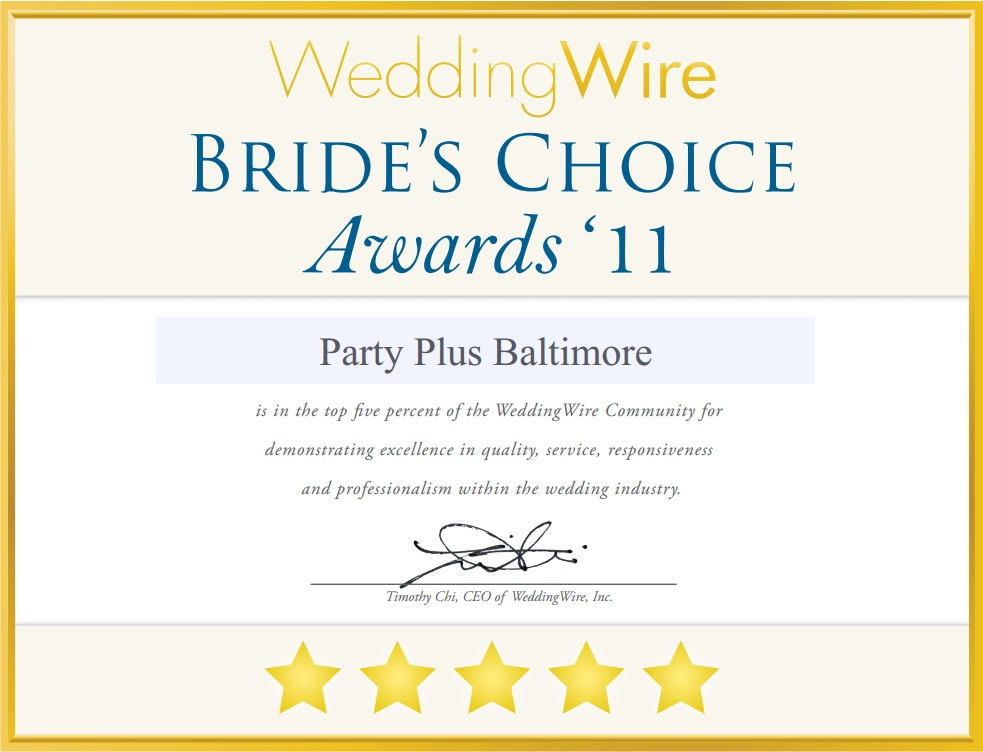 Bridals Choice Awards 2011