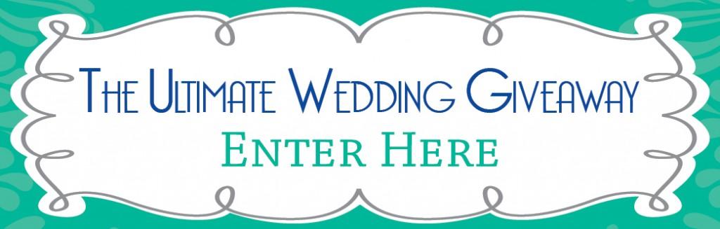 Ultimate Wedding Giveaway