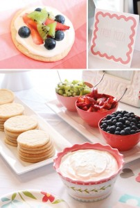 DIY Tart Bar
