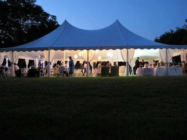 Wedding Tent Canopy Rental Md Dc Va