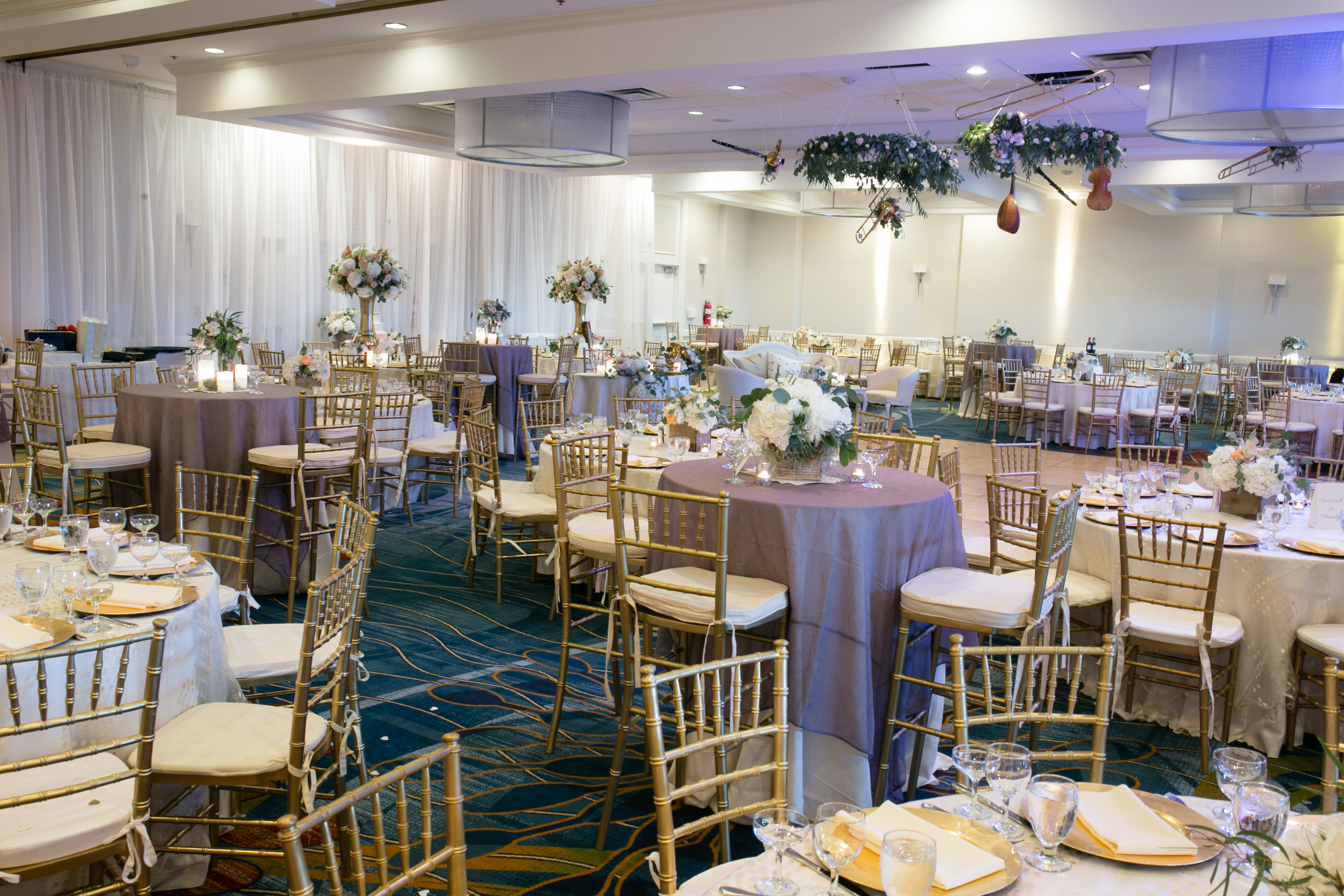 christina eric annapolis marriott waterfront wedding Party Rental Tables and Chairs Used Party Chairs and Tables