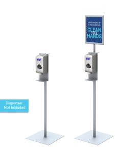 sani dispenser stands